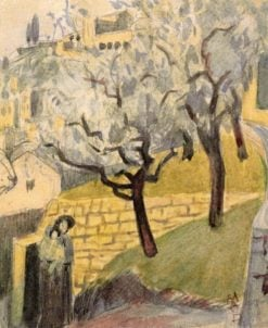 The Wall | Maurice Denis | Oil Painting