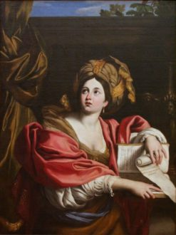 Cumean Sibyl | Domenichino | Oil Painting