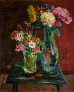 Floral still life | Anton Faistauer | Oil Painting