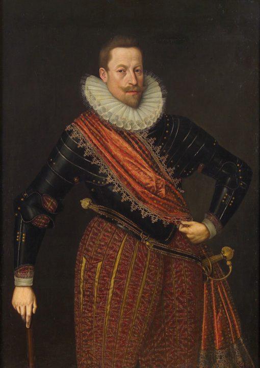 Emperor Matthias as Archduke