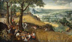Summer landscape | Lucas van Valckenborch | Oil Painting