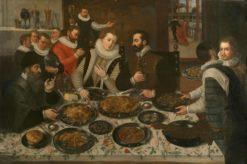 Feast | Lucas van Valckenborch | Oil Painting