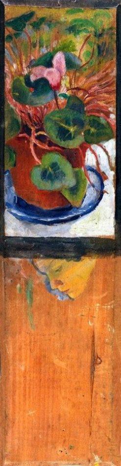 Cyclamen | August Macke | Oil Painting