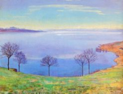 Lake Geneva | Ferdinand Hodler | Oil Painting