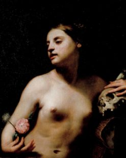 Allegory of Human Life | Guido Cagnacci | Oil Painting
