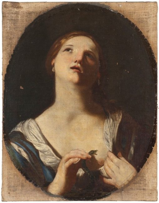Cleopatra | Guido Cagnacci | Oil Painting