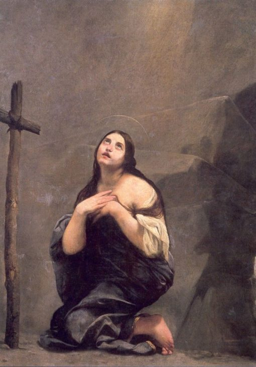 Penitent Magdalene | Guido Cagnacci | Oil Painting