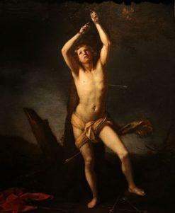 St. Sebastian | Guido Cagnacci | Oil Painting