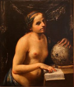 Allegory of Astrology | Guido Cagnacci | Oil Painting