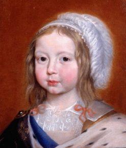 Louis XIV of France | Claude Deruet | Oil Painting