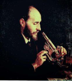 Portrait of Santiago Ramón y Cajal | Ricardo de Madrazo y Garreta | Oil Painting