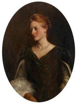 Portrait of a Woman | Charles Martin Hardie | Oil Painting