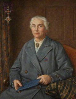 Dame Agnes Hunt | John Bernard Munns | Oil Painting
