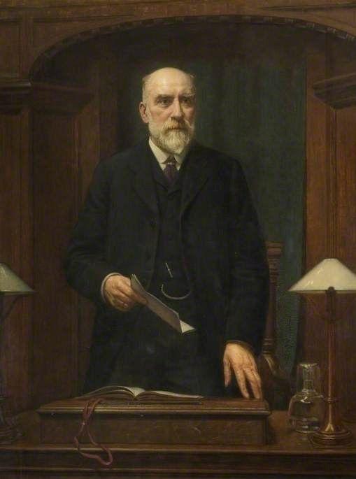 Isaac Bradley | John Bernard Munns | Oil Painting