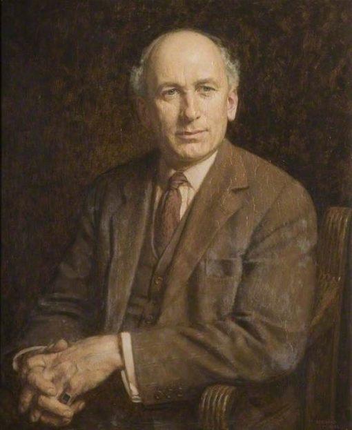 Portrait of John Baptist Kramer | John Bernard Munns | Oil Painting