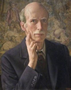 Self Portrait | John Bernard Munns | Oil Painting