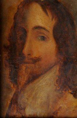 Cavalier | Benjamin Haughton | Oil Painting