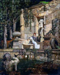 Poetry | Alexander Rothaug | Oil Painting