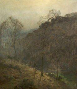 Church Hill Wood | Benjamin Haughton | Oil Painting