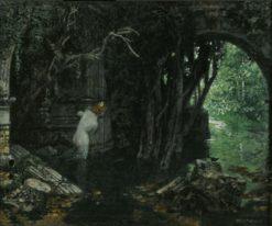 Curse | Alexander Rothaug | Oil Painting