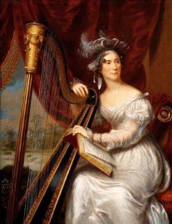 Portrait of Louisa Adams