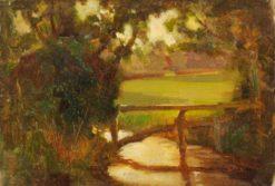 Country Stream | Benjamin Haughton | Oil Painting