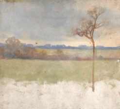 Countryside   Benjamin Haughton   Oil Painting