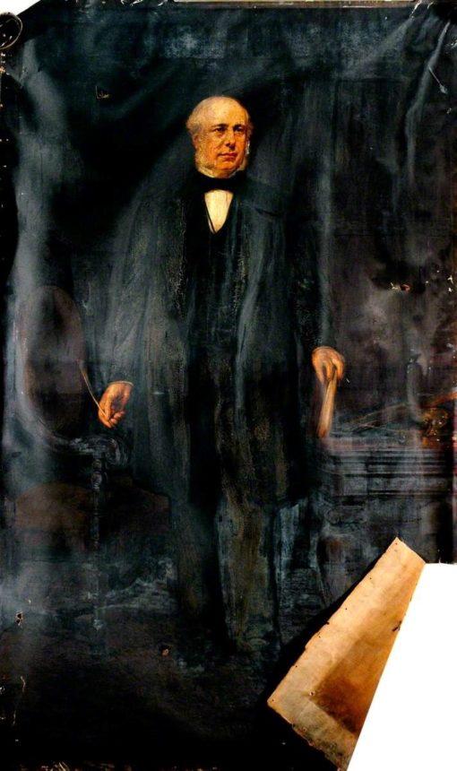 Edward Shipley Ellis | Theodore Blake Wirgman | Oil Painting