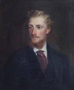 Edmund Langton Massingberd | Theodore Blake Wirgman | Oil Painting