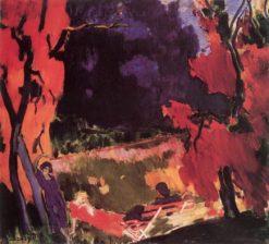 Autumn   János Vaszary   Oil Painting