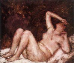 Awakening   János Vaszary   Oil Painting