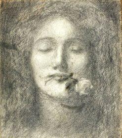Symbolist Head | John Butler Yeats | Oil Painting