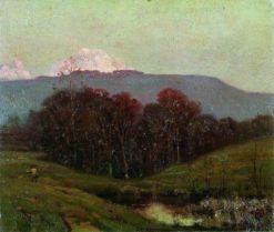 Hush of Evening | Benjamin Haughton | Oil Painting