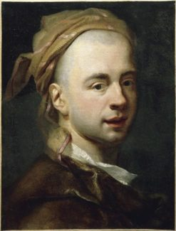 Self Portrait | Jean-Baptiste Oudry | Oil Painting