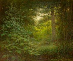 In Hiding | Benjamin Haughton | Oil Painting