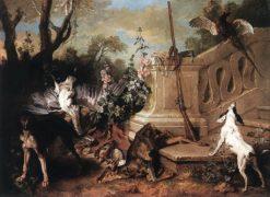 Dead Roe | Jean-Baptiste Oudry | Oil Painting