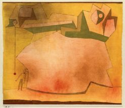 Unfulfilled (also known as Unerfülltes) | Paul Klee | Oil Painting