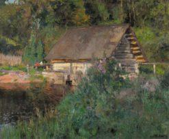 Summer   Nikolai Klodt   Oil Painting