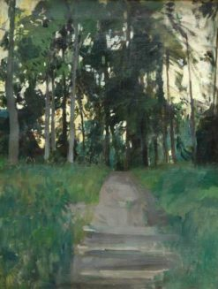 Twilight | Nikolai Klodt | Oil Painting