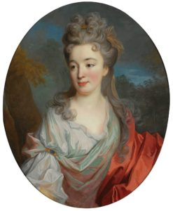 Portrait of a Lady | Jean-Baptiste Oudry | Oil Painting