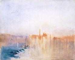 San Giorgio Maggiore at Sunset