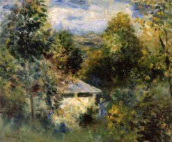 Louveciennes | Pierre Auguste Renoir | Oil Painting