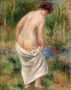 After the Bath   Pierre Auguste Renoir   Oil Painting