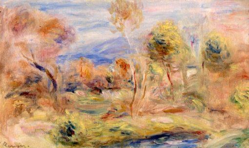 Glade | Pierre Auguste Renoir | Oil Painting